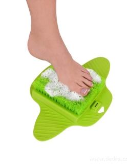 Dedra Nohokartáč s přísavkami čistící kartáč na nohy empty 8e0daf076b