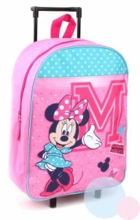 Vadobag Kufřík na kolečkách Minnie Mouse empty 9c30b22f8b